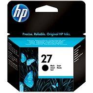 HP C8727A č. 27 černá