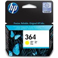 HP CB320EE č. 364 žlutá