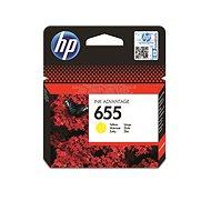 HP CZ112AE č. 655 žlutá