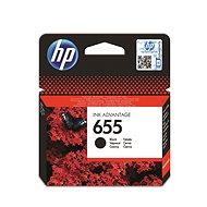 HP CZ109AE č. 655 černá