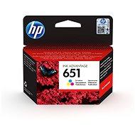 HP C2P11AE č. 651 barevná
