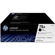 HP CE278AD č. 78A dual pack