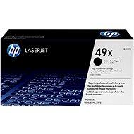 HP Q5949X č. 49X černý