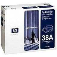 HP Q1338A č. 38A černý