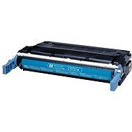 HP C9721A modrý