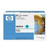HP CB401A modrý
