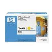 HP CB402A žlutý