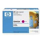 HP CB403A purpurový