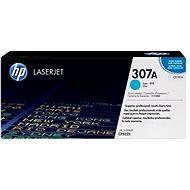 HP CE741A modrý