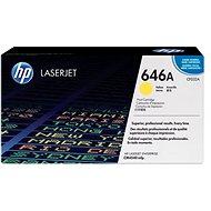 HP CF032A č. 646A žlutý