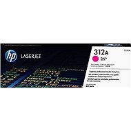HP CF383A č. 312A purpurový