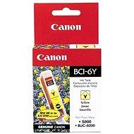 Canon BCI6Y žlutá