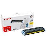 Canon CRG707Y žlutý