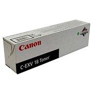 Canon C-EXV 18 černý