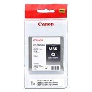 Canon PFI-102MBK matná černá