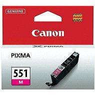 Canon CLI-551M červená