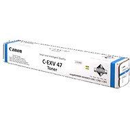Canon C-EXV47 azurový