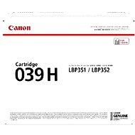 Canon CRG-039H černý