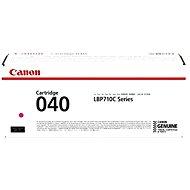Canon CRG-040 purpurová
