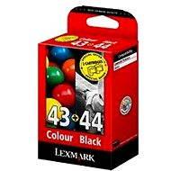 LEXMARK 80D2966 č. 43 + 44