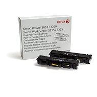 Xerox 106R02782 dualpack černý