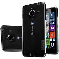 NILLKIN Nature pro Microsoft Lumia 640 XL transparentní