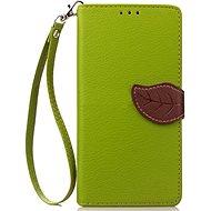 Lea Leaf na iPhone 7 Plus zelené