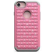 Lea Bumper růžový pro iPhone 7 a iPhone 8
