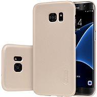 Nillkin Frosted Shield pro Samsung G935 Galaxy S7 edge zlatý