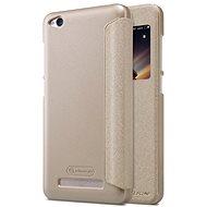 Nillkin Sparkle S-View Gold pro Xiaomi Redmi 4A