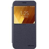 Nillkin Sparkle S-View Black pro Samsung A520 Galaxy A5 2017