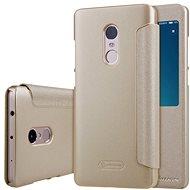 Nillkin Sparkle S-View Gold pro Xiaomi Redmi Pro