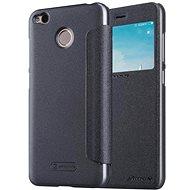 Nillkin Sparkle S-View Black pro Xiaomi Redmi 4X