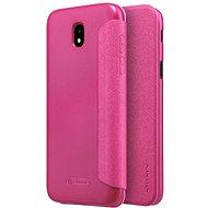 Nillkin Sparkle Folio pro Samsung J530 Galaxy J5 2017 Pink