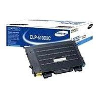 Samsung CLP-510D2C azurový