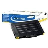 Samsung CLP-510D2Y žlutý