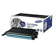 Samsung CLP-C660B azurový