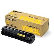 Samsung CLT-Y503L žlutý