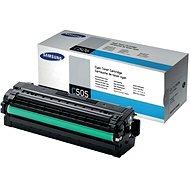 Samsung  CLT-C505L/ELS azurový