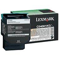 LEXMARK C540H1KG černý