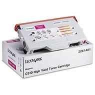 LEXMARK 20K1401 purpurový