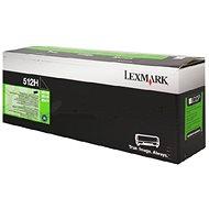 LEXMARK 51F2H00 černý