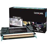 LEXMARK X746H1KG černý