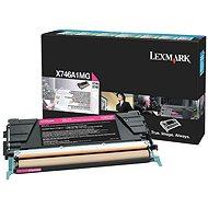 LEXMARK X746A1MG purpurový