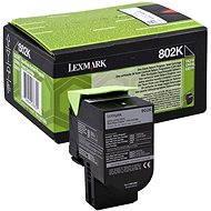 LEXMARK 80C20K0 černý