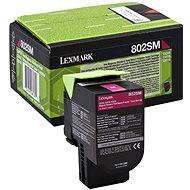 LEXMARK 80C2SM0 purpurový