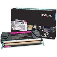 LEXMARK C746A1MG purpurový