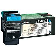 LEXMARK C544X1CG modrý