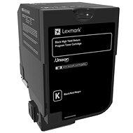 LEXMARK 84C2HK0 černý