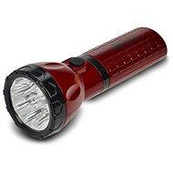 Solight nabíjecí LED svítilna červeno-černá